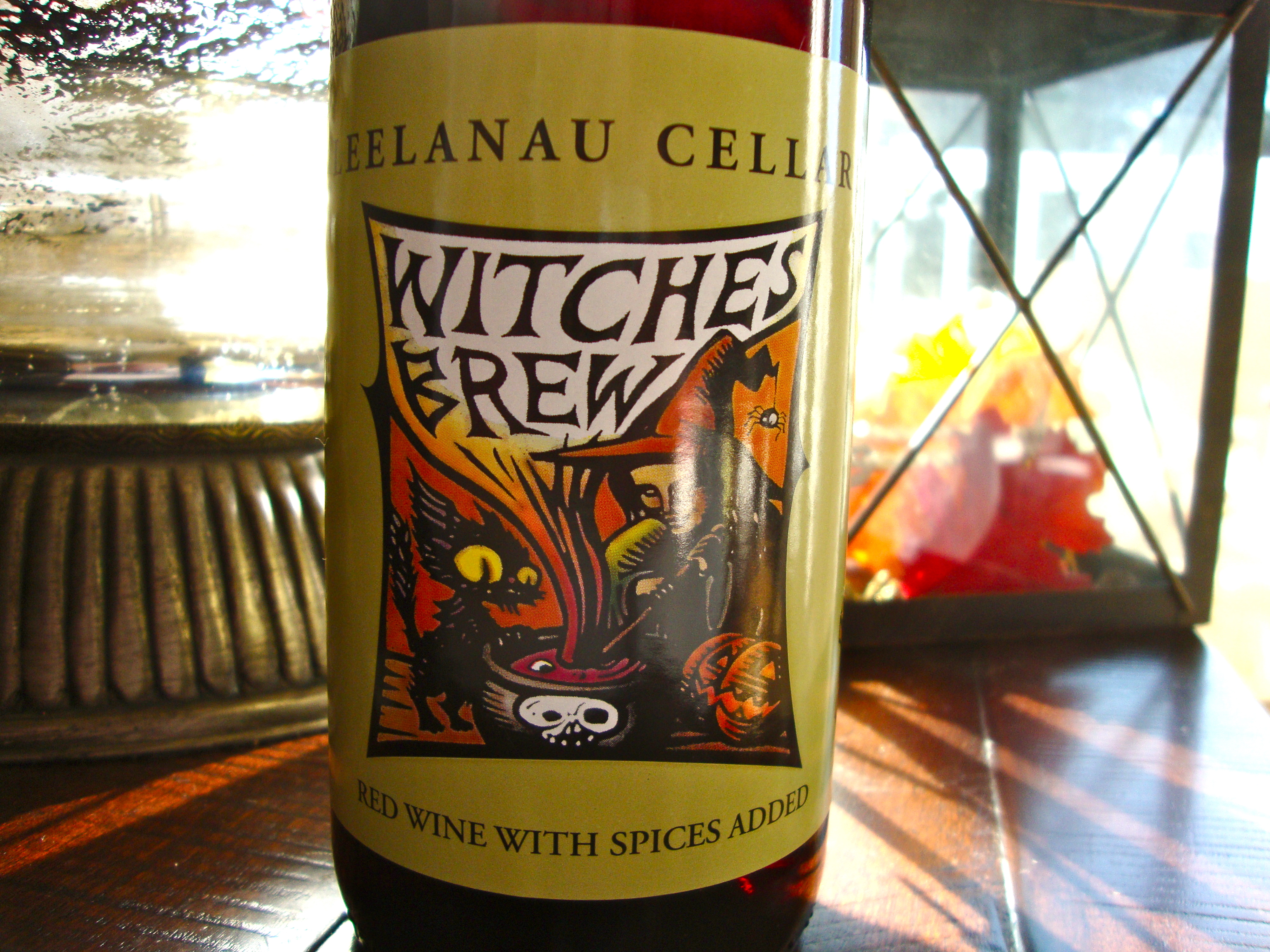 Image result for Witches Brew wine