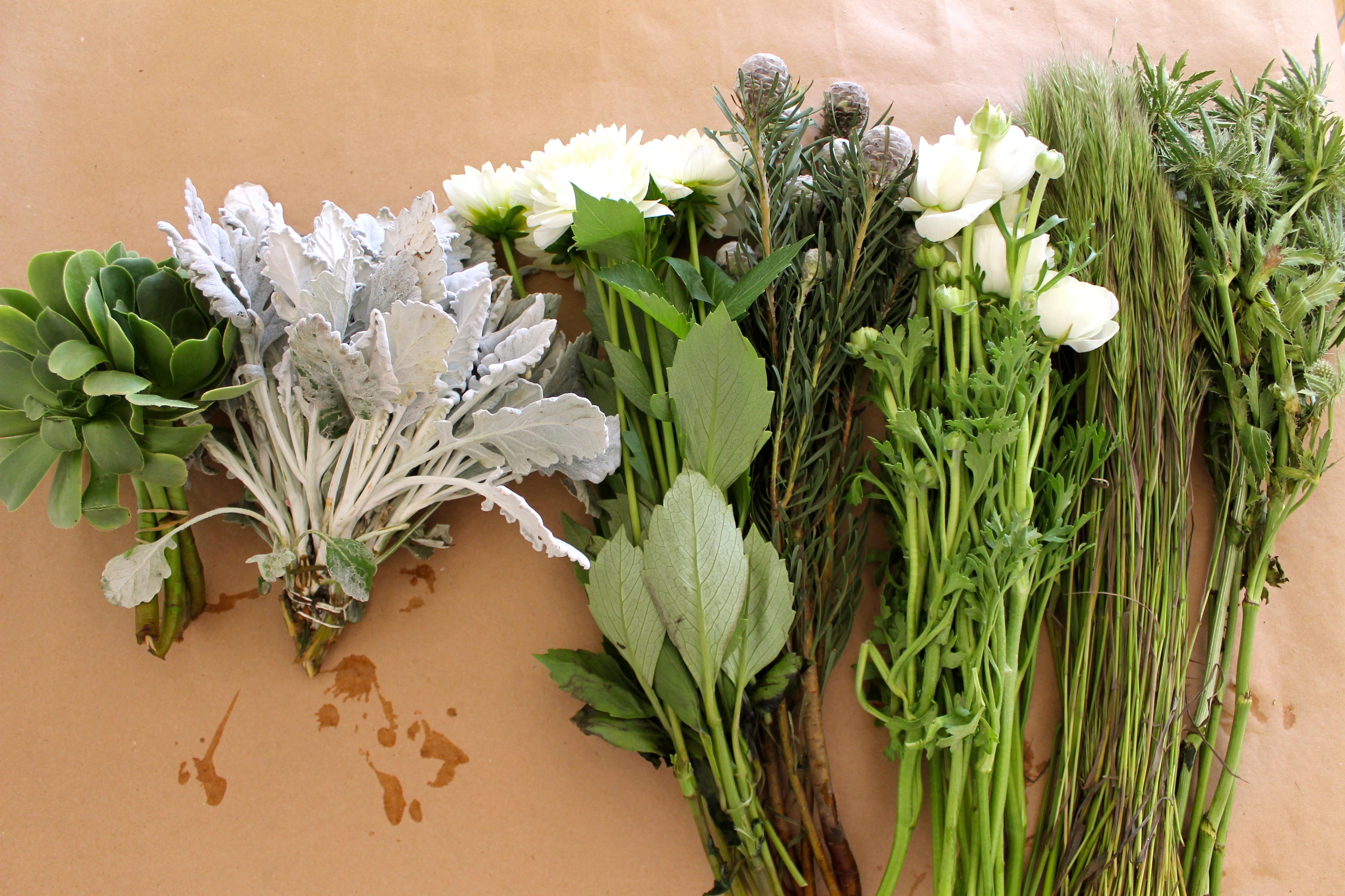 Flower arranging tutorial from izmirmasajfo