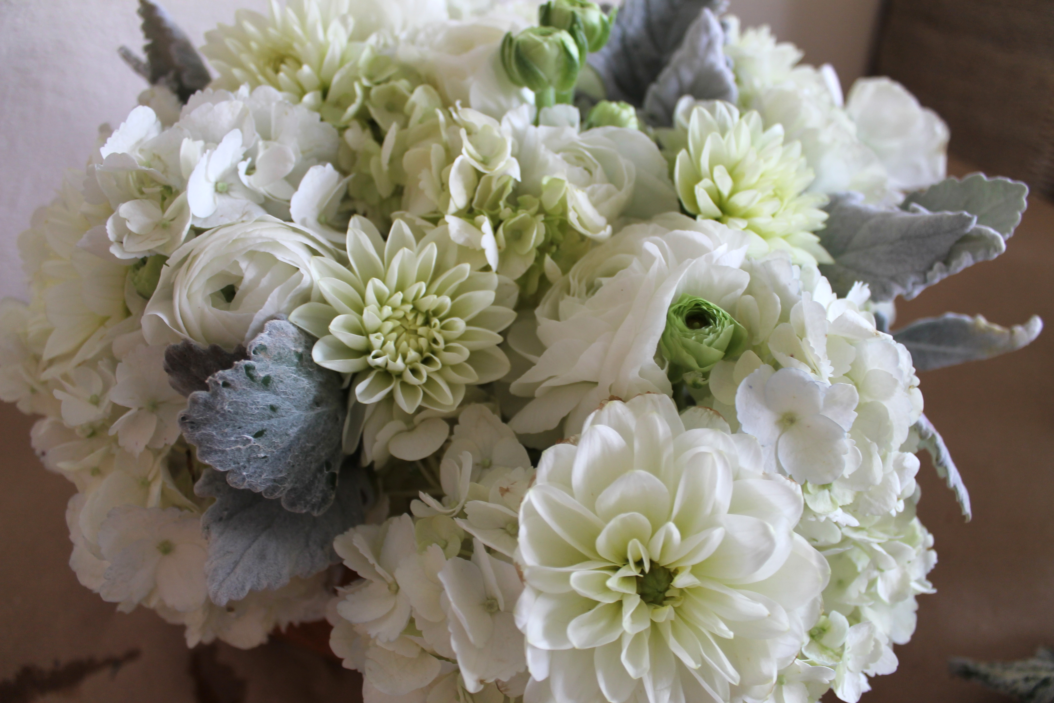 Flower arranging tutorial