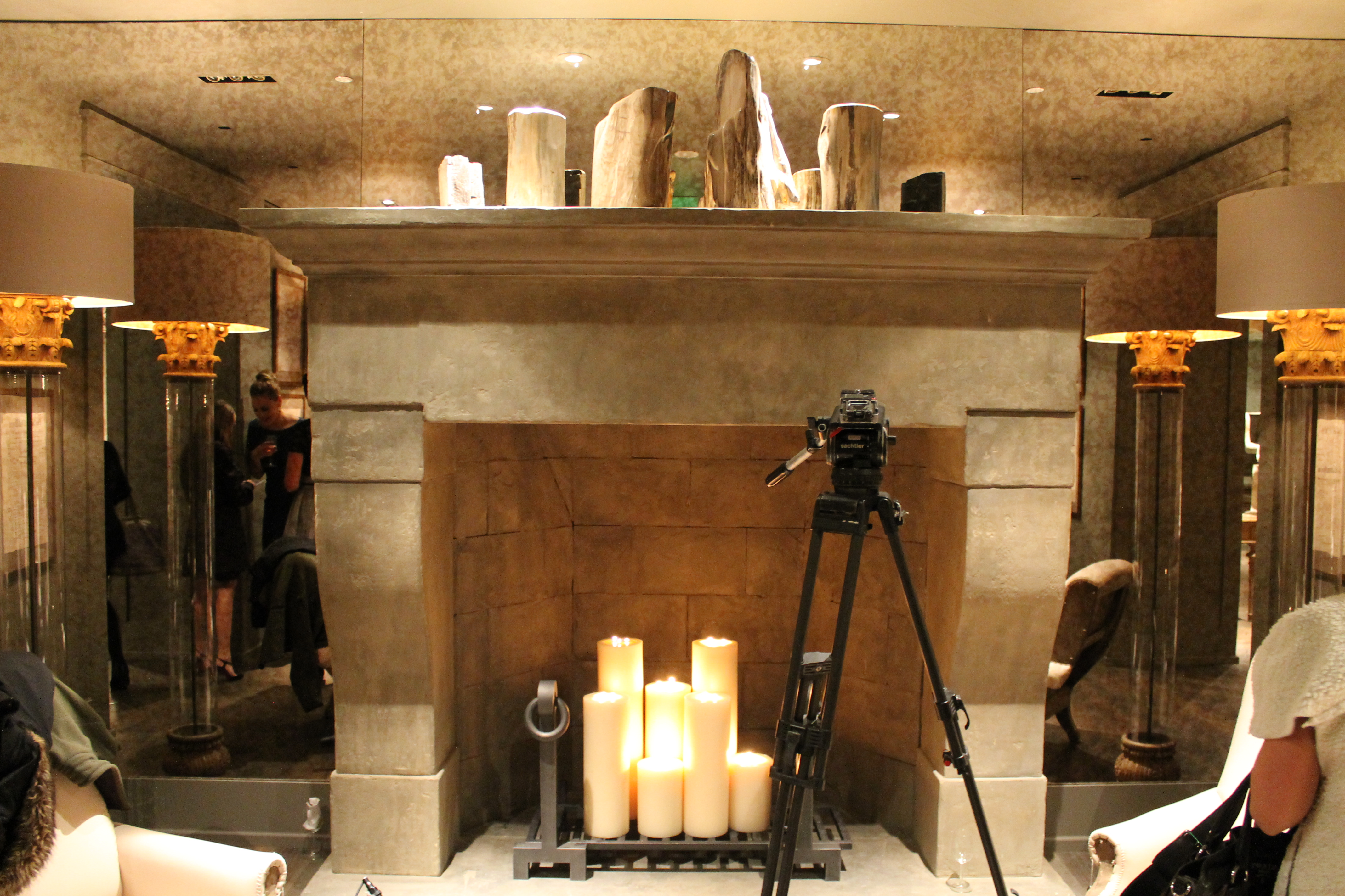 Restoration Hardware Spring Launch Party